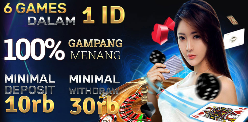Situs Poker Online Indonesia deposit 10rb